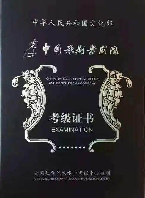 中国歌剧舞剧院考级委员会重庆市考区  2021年夏季考级报名 第3张