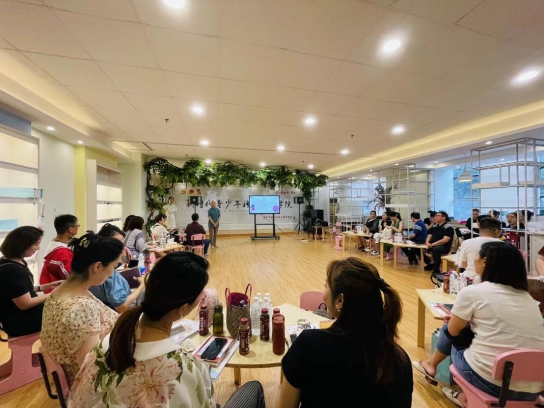 2021年中国舞蹈家协会重庆考区委员会中国舞考级考官会在重庆市少年宫隆重举行 第2张